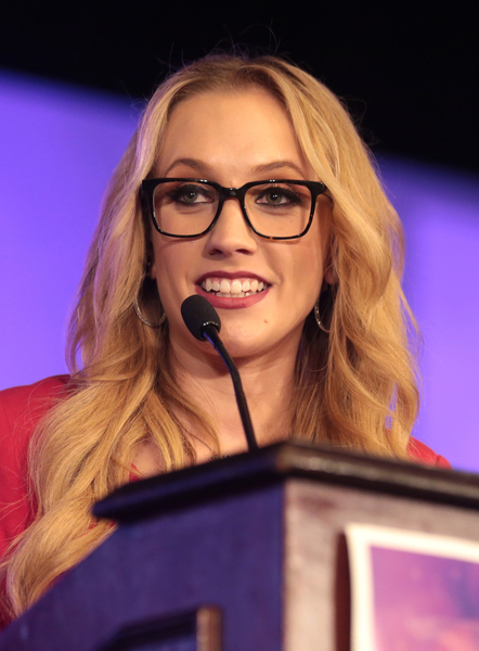 Fox Host Kat Timpf Rips ABC News For Covering Up Epstein Story