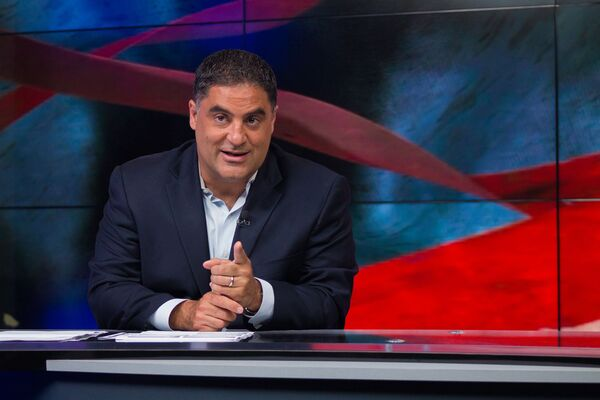 Young Turks' Host Cenk Uygur Files To Run For Disgraced Rep. Katie Hill's Seat