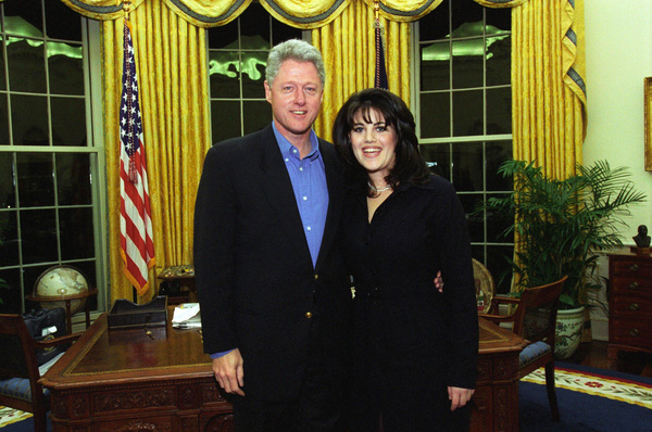 Bill Clinton Claims He Had Sex With Monica Lewinsky To  'Manage' His 'Anxiety' In New Documentary
