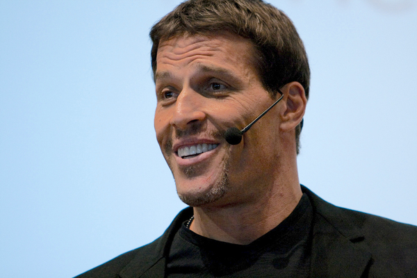 Self-Help Superstar Tony Robbins Accused Of Sexually Assaulting Girl At Summer Camp