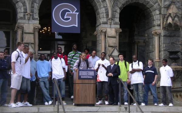 Georgetown University Rocked By Scandal After Three Basketball Players Hit With Sexual Harassment And Burglary Charges