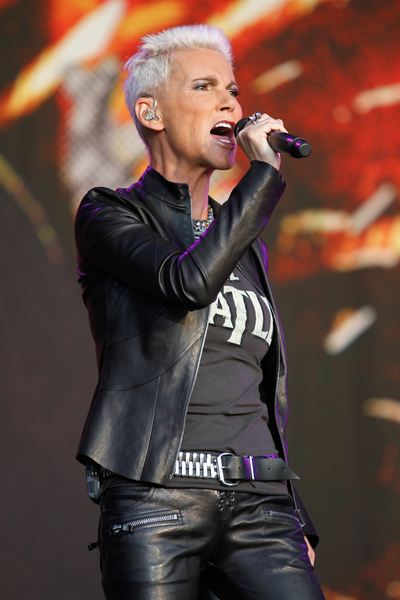Marie Fredriksson, Lead Singer Of Iconic 80's Band 'Roxette,' Dies At 61