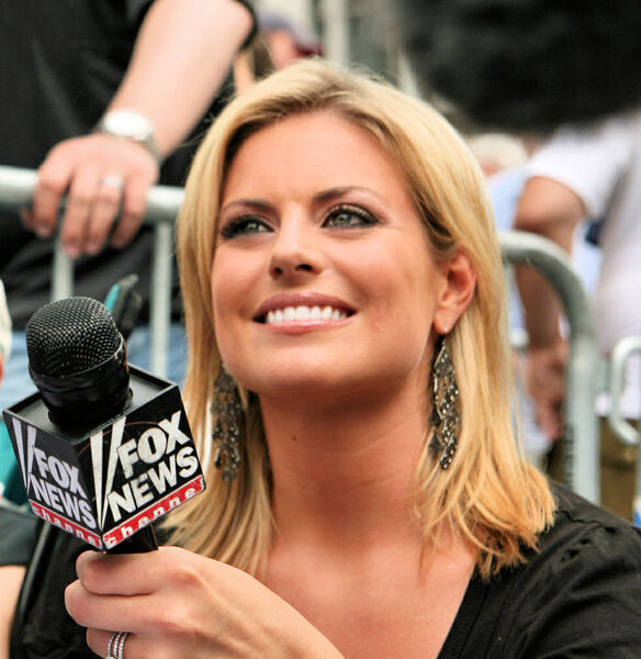 Ex-Fox News Host Claims She Could Have 'Banged' President Trump