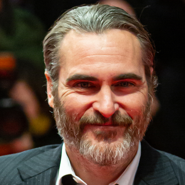 Unhinged Oscar Winning Vegan  Joaquin Phoenix 'Rescues' Cow And Her Calf From Slaughterhouse