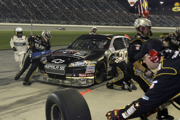 Breaking: Ryan Newman Rushed To Hospital After Fiery Crash At Daytona 500