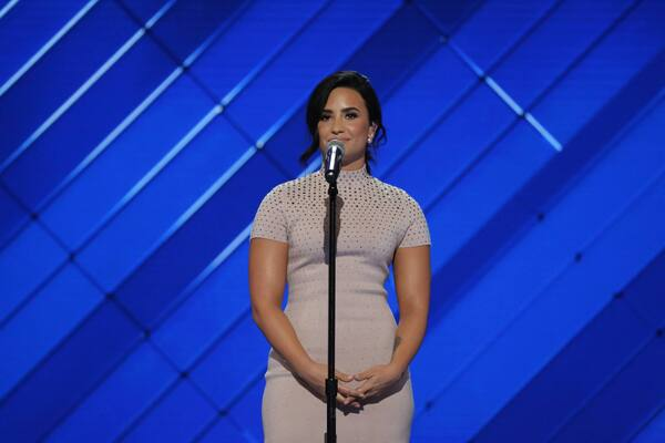Singer Demi Lovato Reveals Eating Disorder Lead Her To Have A Near Fatal Drug Overdose