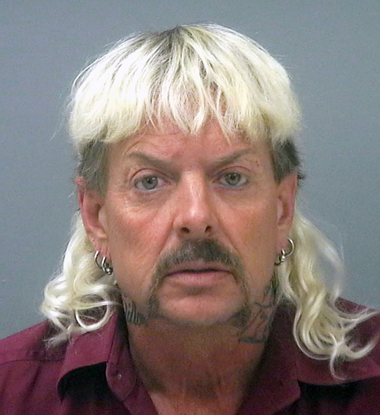 'Joe Exotic,' Star Of Netflix Hit 'TIger King,' Produces Video For Trump Begging For Pardon